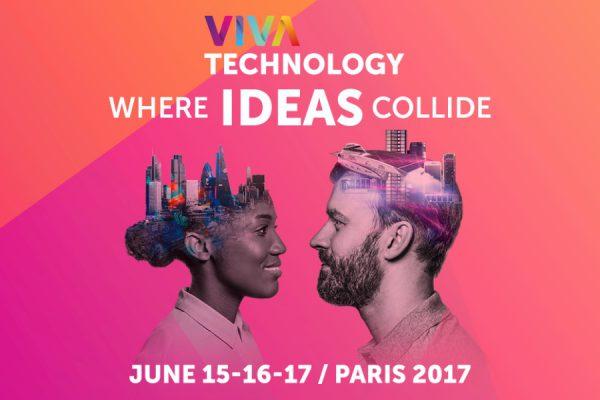 OneBlip at Vivatech in Paris